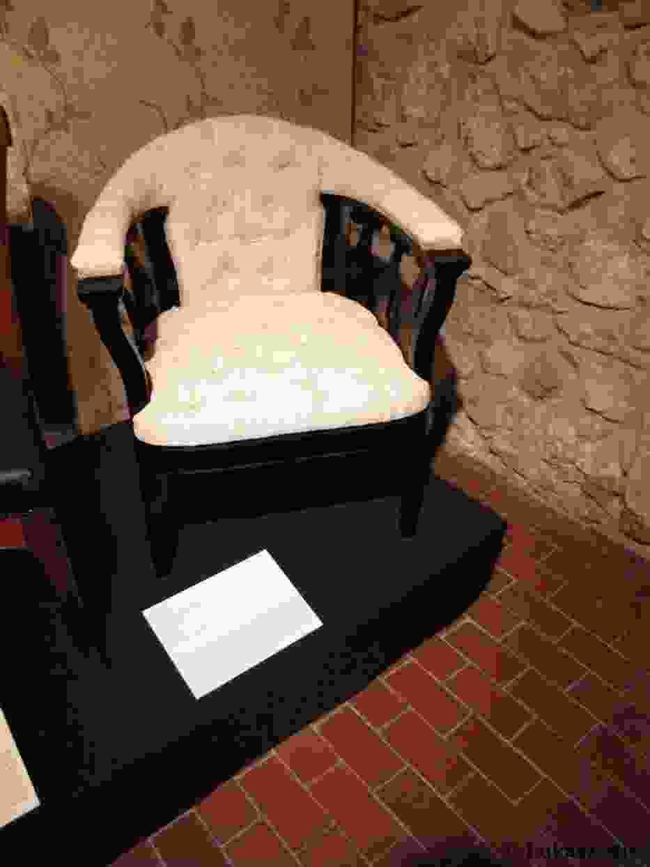 Fotel projektu Ludwika Wojtyczko 1873-1949