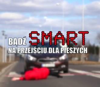 Bądź smart na przejściu dla pieszych [SPOT POLICJI]