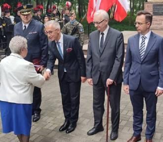 Uroczystości upamiętniające rocznicę wybuchu II Wojny Światowej