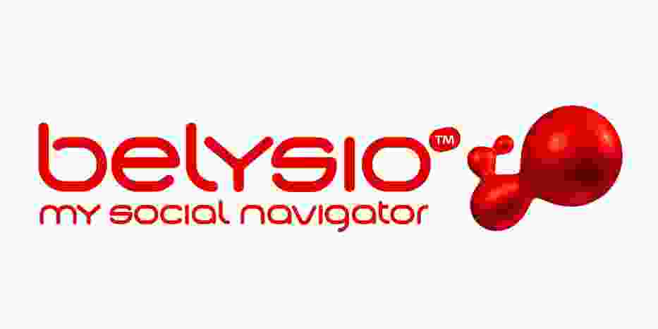 logotyp firmy Belysio