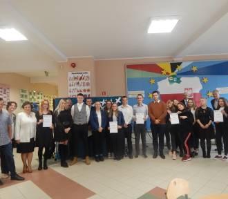 ZSP w Sierakowicach będzie reprezentowało powiat w konkursie historycznym w Poroninie