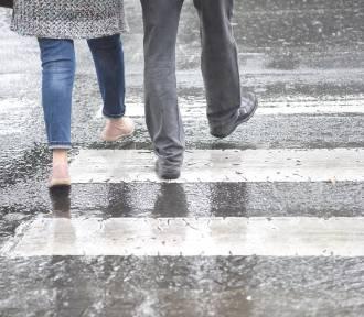 Intensywne opady deszczu na Opolszczyźnie. Jest ostrzeżenie