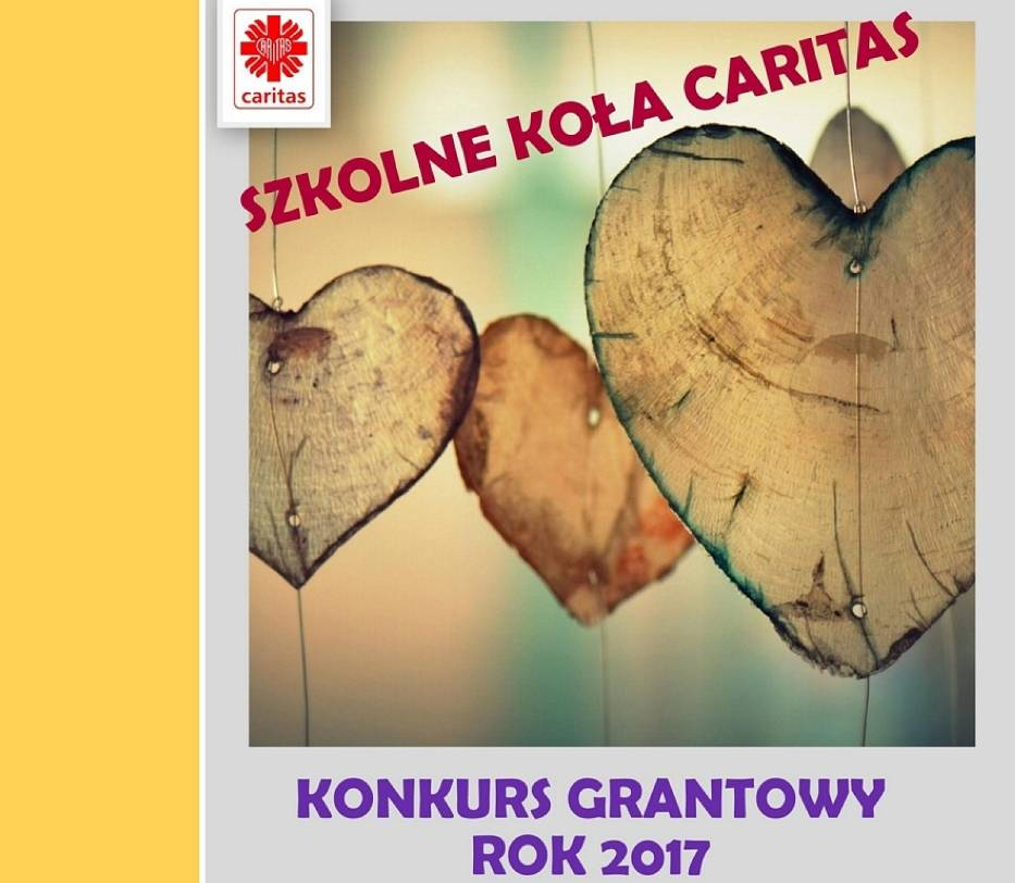 Konkurs grantowy Caritas zakończony. Trzy szkolne koła dostana wsparcie