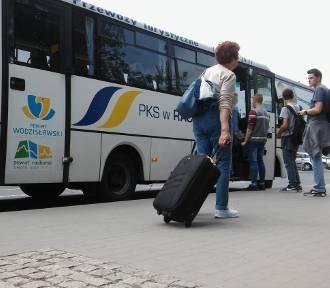 Uwaga, zmiany w rozkładach jazdy autobusów PKS w powiecie wodzisławskim