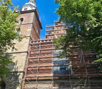 Rozpoczyna się remont sądeckiej bazyliki św. Małgorzaty. Zakres prac jest bardzo szeroki [ZDJĘCIA]