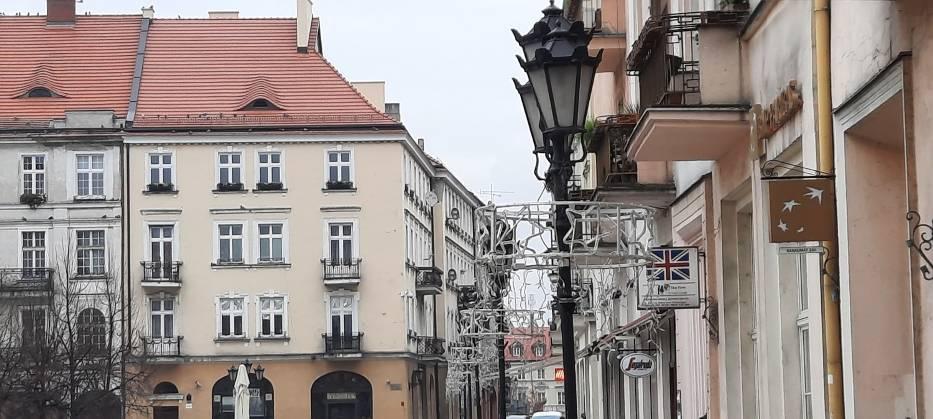 Świąteczne dekoracje w Kaliszu