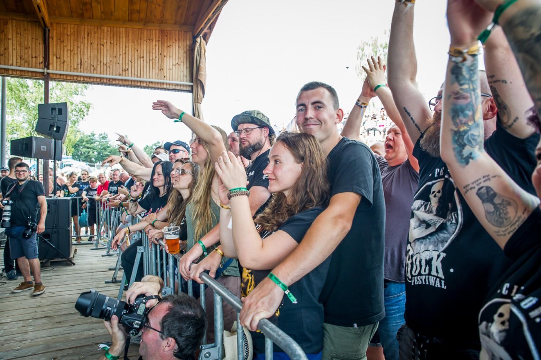Rozpoczął się Cieszanów Rock Festiwal 2019 w Cieszanowie koło Lubaczowa