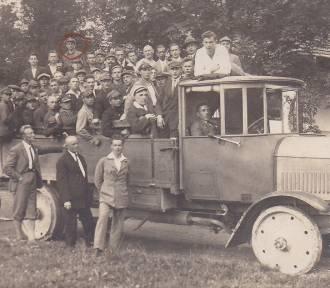 Unikalne zdjęcia sieradzkiego Sokoła z 1927 roku (ZDJĘCIA)
