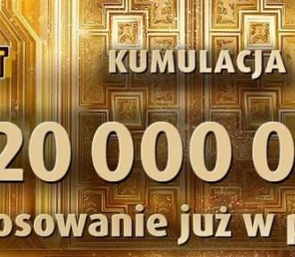 Eurojackpot wyniki 18.01.2019. Do wygrania 120 mln zł