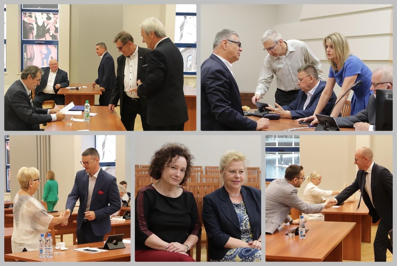 XXIV sesja rady miasta Włocławek VIII kadencji