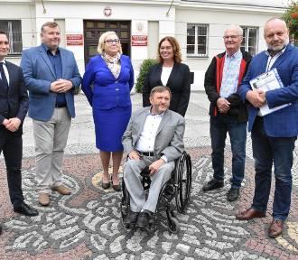 Kandydaci KO do Sejmu i Senatu w Oleśnicy (FOTO, WIDEO)
