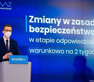 W Polsce będą nowe obostrzenia. Część już od dziś. Oto szczegóły