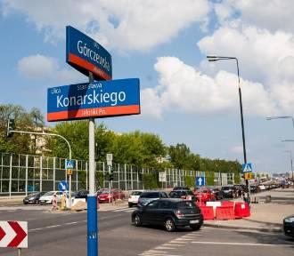 Zmiany w organizacji ruch na Górczewskiej. Przez budowę stacji metra