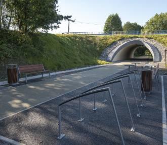 Żelazny Szlak Rowerowy zachwyca cyklistów. Jest pięknie! Były tory, jest ścieżka