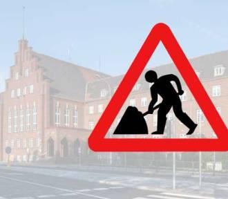 Uwaga! W Malborku będą utrudnienia na ulicy Kochanowskiego