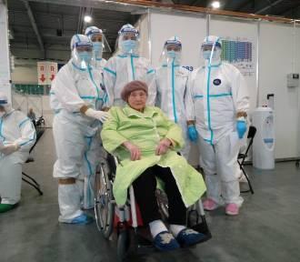 Ma 101 lat i wygrała walkę z COVID-19! Poznański szpital chwali się pacjentką