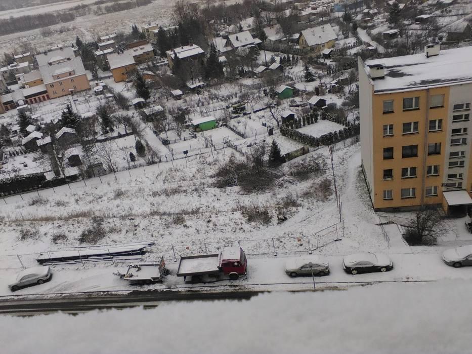 Zima na Dolnym Śląsku