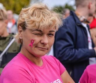 Międzynarodowy bieg Race for the Cure w Gdańsku 30.09.2018 [zdjęcia]