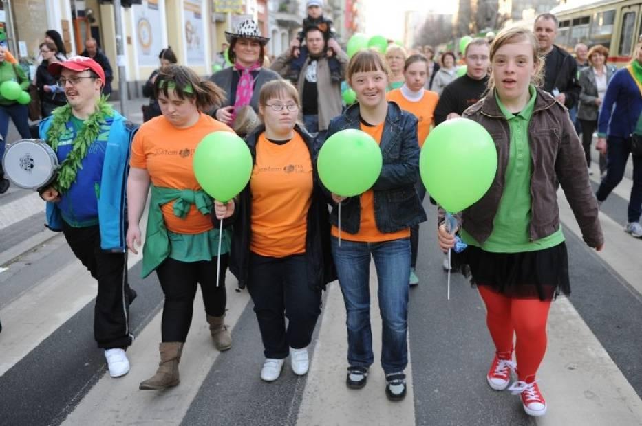 Marsz Na Tak w Poznaniu