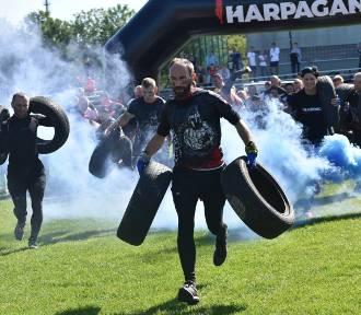 Bieg Harpagana 2019 w Piekarach Śląskich. Tak wyglądały zmagania podczas ekstremalnych zawodów