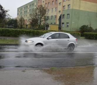 Ostrzeżenie meteorologiczne dla Nowej Soli. Mają wystąpić intensywne opady deszczu