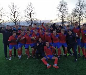 Raków Częstochowa U17 awansował do Centralnej Ligi Juniorów