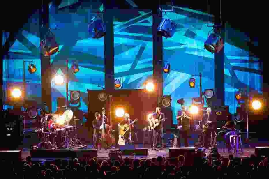 Dave Matthews Band wystąpią w Ergo Arenie