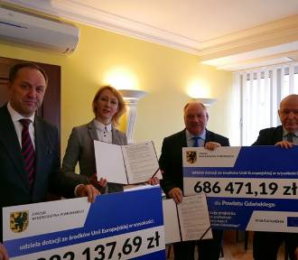 Powiat nowodworski. Projekt metropolitalny otrzymał wsparcie z UE. Skorzystają mieszkańcy
