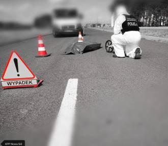 Tak źle na drogach powiatu nowosolskiego dawno nie było. 20 zdarzeń w tydzień