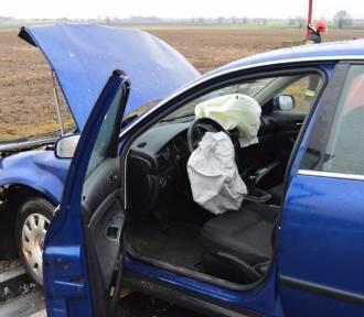 Tragiczny wypadek na drodze Brodnica-Rypin