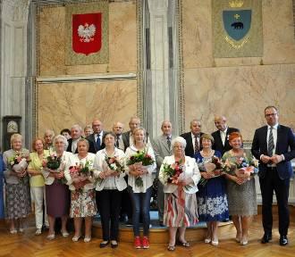 Jubileusz 50-lecia pożycia małżeńskiego 8 par z Przemyśla [ZDJĘCIA]