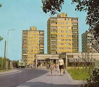 Rybnik w latach 60', 70' i 80' - zobaczcie unikatowe pocztówki!
