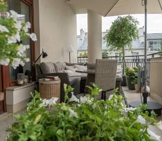 Kochamy swoje balkony. Jak je urządzamy? Raport Homebook.pl [ZDJĘCIA]