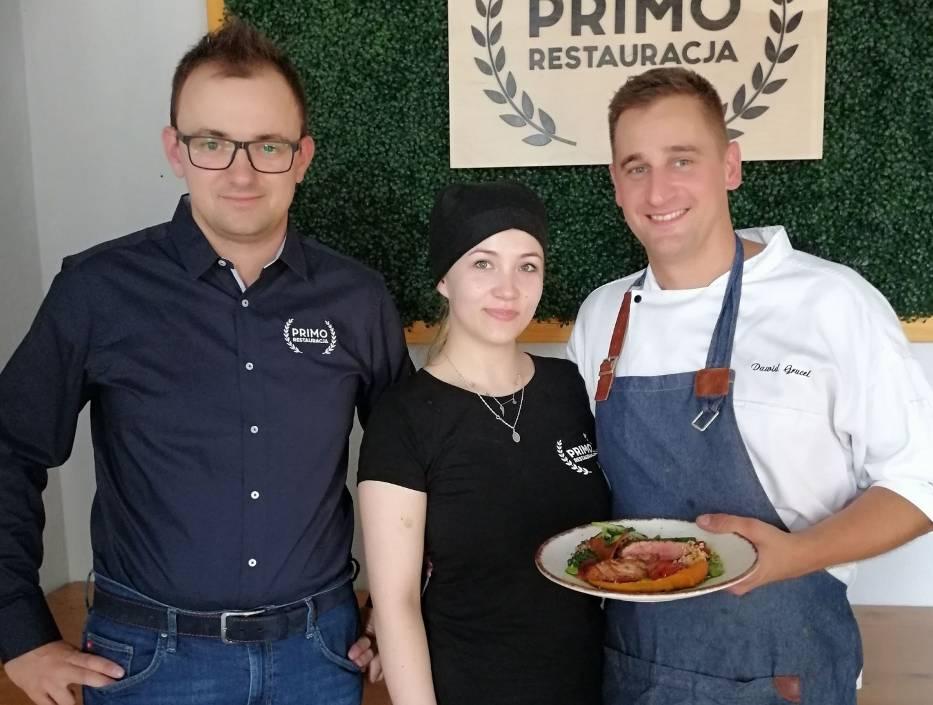 Restauracja Primo w Ostrowcu zaskakuje nowym menu od znanego kucharza. Weganie będą zadowoleni [ZDJĘCIA]