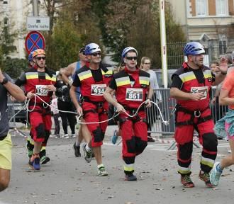 Bieg Barbórkowy o Lampkę Górniczą, pobiegło 1490 biegaczy [ZDJĘCIA]