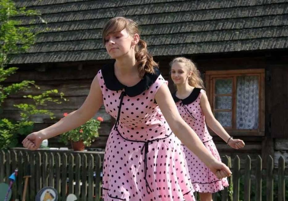 Piknik Zespołu Szkół Społecznych w Grzybowie