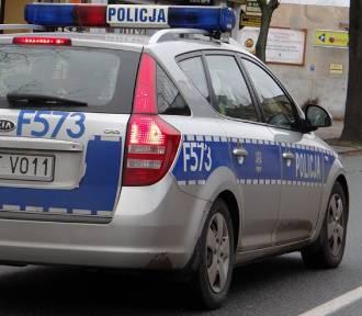 Wypadek na Łódzkiej