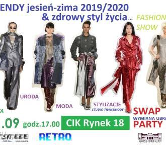 Impreza modowa w sieradzkim CIK w sobotę 21 września