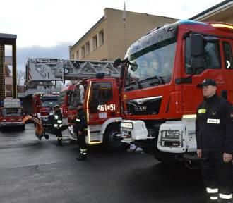 Do nyskiej straży pożarnej trafili dodatkowi funkcjonariusze
