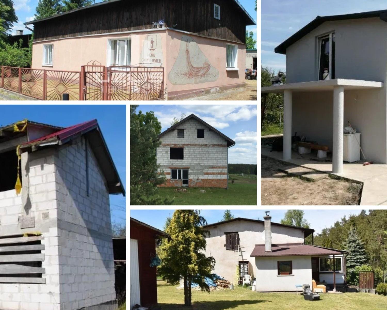 TOP 15 najtańszych domów na Pomorzu