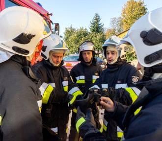 Strażacy z lubelskich OSP szkolili się na rajdzie ćwiczebnym. Zobacz zdjęcia