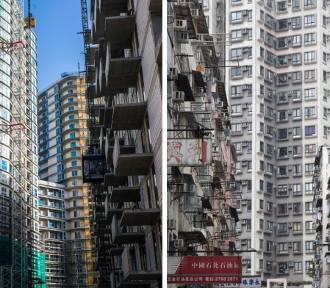 Przytłaczający moloch i ciasne klitki budowane na granicy prawa. Oto nasz Hongkong