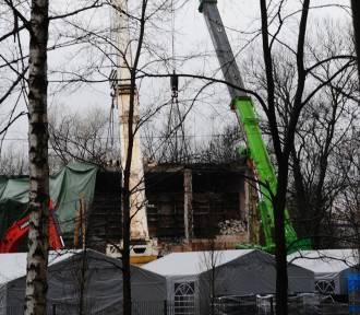 """Niepokojące słowa prezydenta Krakowa. Beton tak spalony, że """"rozsypuje się proch"""""""