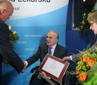Prof. Marian Zembala wyróżniony Wawrzynem Lekarskim ZDJĘCIA
