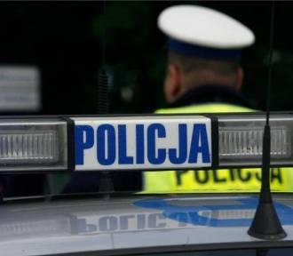 Obywatel Mołdawii kierując bez uprawnień i pod wpływem alkoholu uderzył w osobówkę