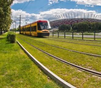Remont torów tramwajowych na Grochowskiej. Mieszkańców czeka kilka miesięcy utrudnień [NOWE