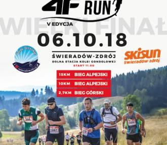 Alpejskie Izery. 4F Świeradów RUN już 6 października!
