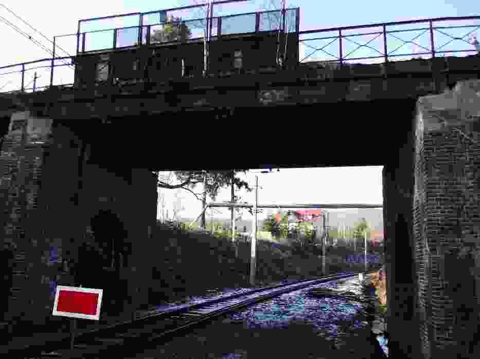 wiadukt w Piechowicach