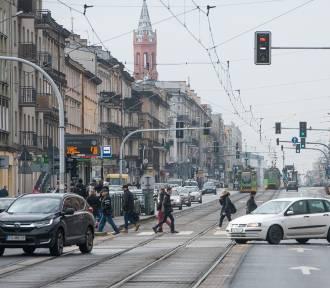 Rewolucja w ruchu na Głogowskiej. Zwężą ulicę do jednego pasa