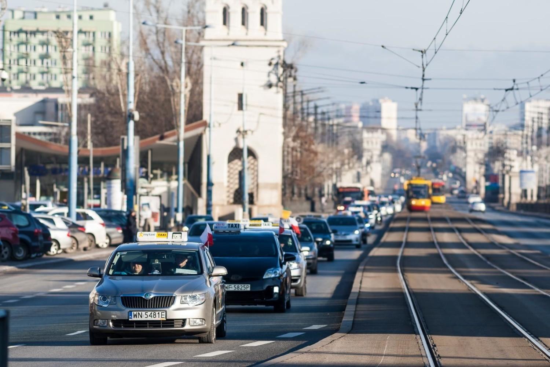 Aleje Jerozolimskie w Warszawie